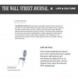 Wall Street Journal Photoliu