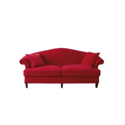Photoliu Vermillion Sofa